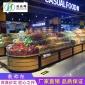 【恒���\】�S家定做超市干果糖果柜 五谷�s�Z柜 木� �架 展示架