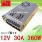 360w 12V 30A led switching power supply 48V7.5A 24V15A�源