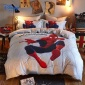 Disney/迪士尼卡通�棉男孩漫威被套全棉床上用品四件套