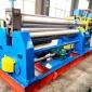液压自动卷板机自动卷板机机械供应自动机械卷板机实心轴